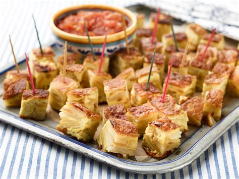 tortilla española the potato tortilla