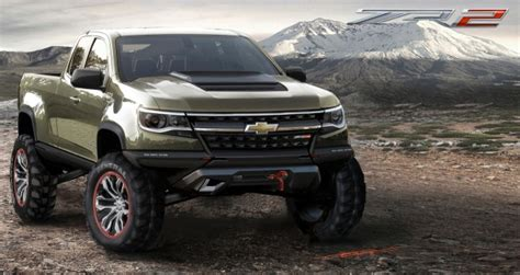 Specs And Zr2 Off-road Concept