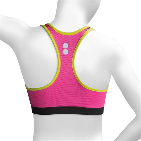 reebok dots sports bra  women p save