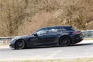 Porsche Panamera Break : porsche panamera sport turismo confirmed to debut at 2016 paris motor show autoevolution ~ Gottalentnigeria.com Avis de Voitures