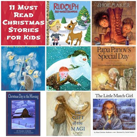 11 Must Read Christmas Stories For Children