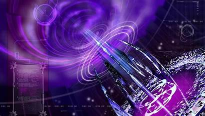 Purple Cool Wallpapers Backgrounds Abstract 3d Digital