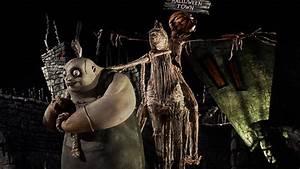 Jack Celebrating Halloween Nightmare Before Christmas ...