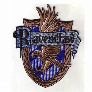 Ecusson Harry Potter Blason Serdaigle