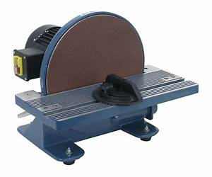 Bench mounting disc sander 305mm SM31 Abtec