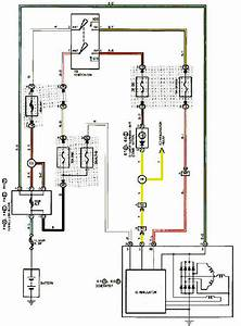 1999 Lexus Es300 Charging System Diagram Schematic