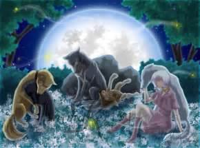 Anime Wolf's Rain Paradise