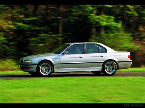 Bmw 7 Series Sedan Hd Picture by 1998 Bmw 7 Series Sedan Specifications Pictures Prices