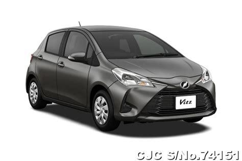2019 Toyota Vitz by 2019 Toyota Vitz Yaris Gray Metallic For Sale Stock No
