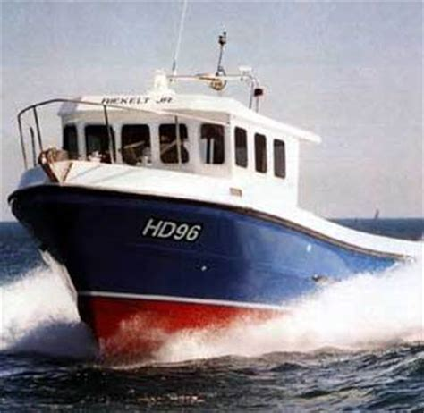 Kingfisher Boats Falmouth Cornwall by Focus On Boat Builders Cygnus Marine Cornwall Fafb