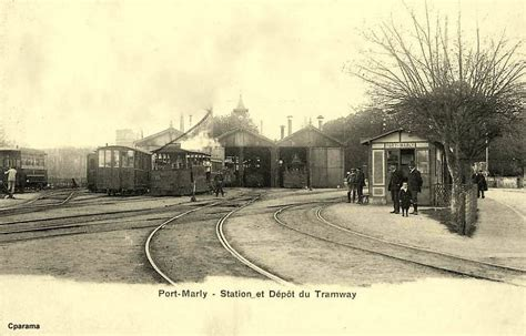 port marly 78 yvelines cartes postales anciennes sur cparama
