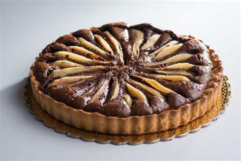 la cuisine d amandine tarte amandine poire chocolat