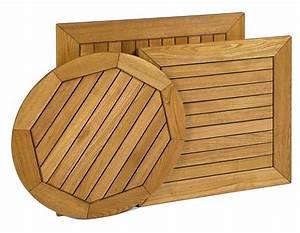 Plateau De Table : plateau de table acacia robinier ~ Teatrodelosmanantiales.com Idées de Décoration