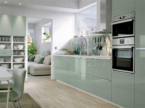 mint green kitchen decor biel i szarość w kuchni wnętrza aranżacje wnętrz 7526