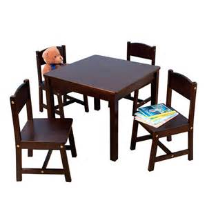 kidkraft farmhouse kids 5 piece table and chair set ebay