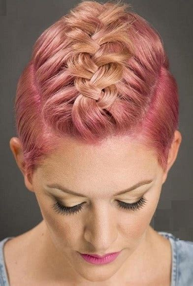 30 braided mohawk styles that turn heads