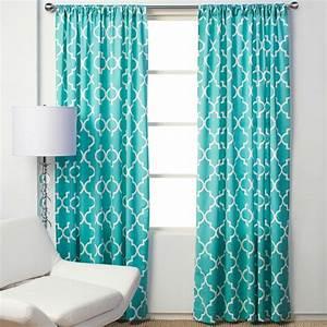 Voilage Bleu Turquoise : rideaux turquoise zakelijksportnetwerkoost ~ Teatrodelosmanantiales.com Idées de Décoration