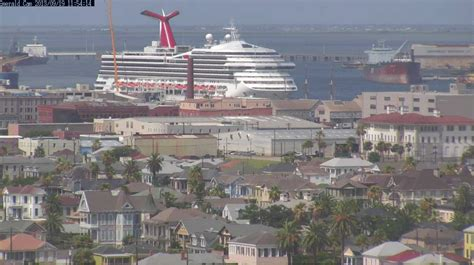 Galveston Parking For Cruise Ship | Port Of Galveston Cruise Terminalu2026
