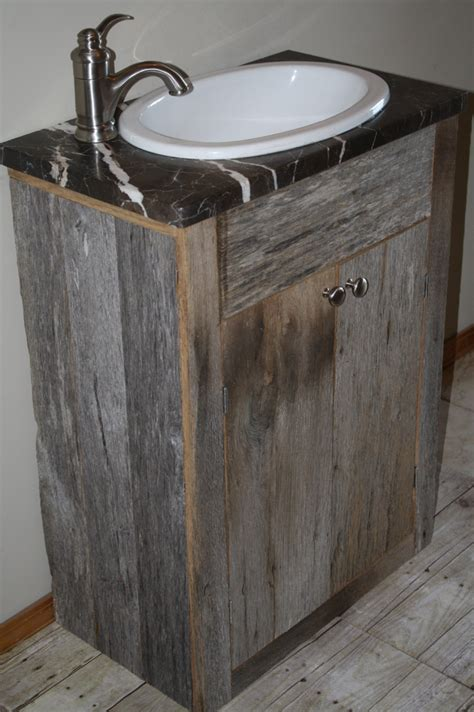 Small Vanity Tops by 30 Exles Of The Reclaimed Wood Vanity