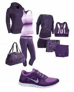 Nike Purple and Nike gear on Pinterest