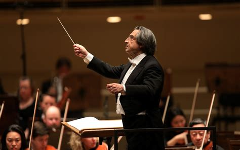 conductor symphony muti riccardo orchestra chicago strike during cso leads concert chris director took since performance place chicagotribune tribune