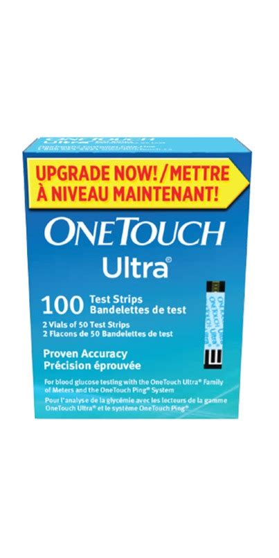 buy onetouch ultra glucose test strips blue at well ca