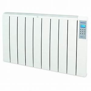 quel radiateur electrique choisir a inertie rayonnant With quel radiateur electrique pour chambre