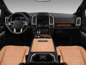 2017 Ford F-150 Interior Colors