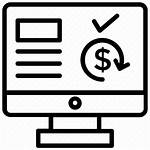 Icon Icons Subscription Clipart Subscribers Banking Noun