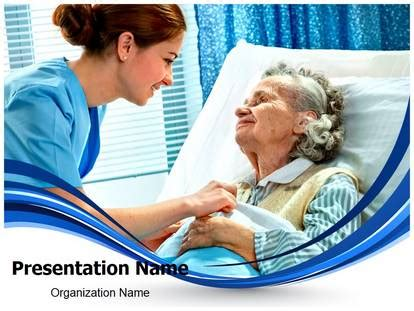 nursing powerpoint templates free powerpoint template for powerpoint presentations