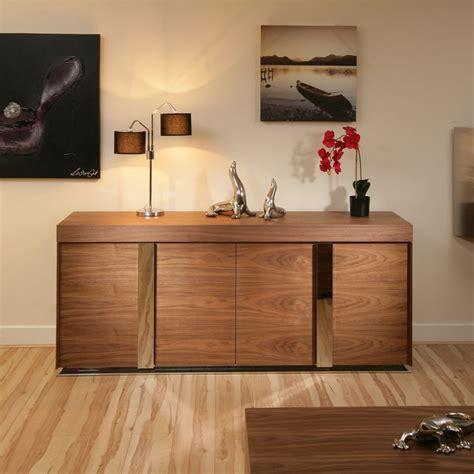 Modern Walnut Sideboard by Modern Large Walnut Sideboard Cabinet Cupbaord