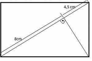 Rechteck Diagonale Berechnen : rechteck berechnen von umfang und fl cheninhalt rechteck mathelounge ~ Themetempest.com Abrechnung