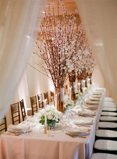 napa valley wedding  cherry blossoms modwedding