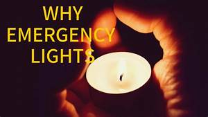 Emergency Lights For Homes Rechargeable Have Always Been A