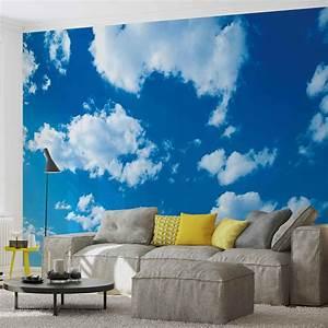 Poster Mural Nature : clouds sky nature wall paper mural buy at europosters ~ Teatrodelosmanantiales.com Idées de Décoration