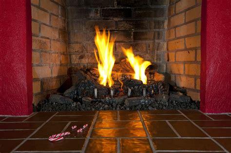 family yule log ritual