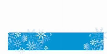 Winter Clipart Banner Transparent December Wellness Special