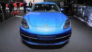 2018 Panamera Sport Turismo Is The Long Roof Porsche Of