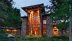 5 Lavish Log Homes to Pine For – Robb Report