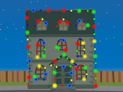 click and drag make a christmas tree lights a computer activity for abcya