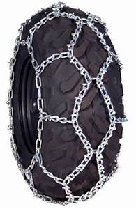 V-bar Diamond Atv Tire Chain