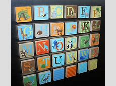 Kids Animal Alphabet Magnets Learn Your ABC's MG0004