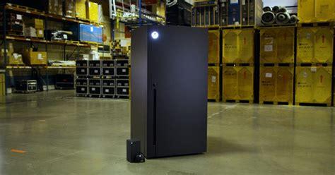 microsoft   xbox series  fridge   giving   verge