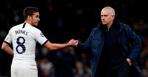 Jose Mourinho names the Tottenham player he feels is ...
