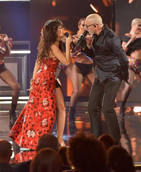 Camila Cabello With Pitbull Pictures