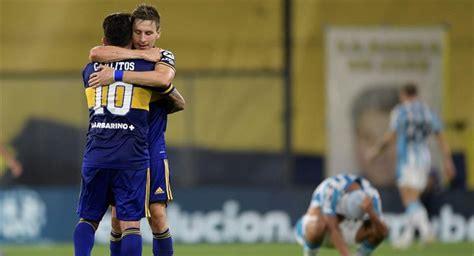 Salvo medina, que tendrá el alta el lunes, el xeneize no tiene. Boca Juniors Vs. Racing - 3vsfpl2oe3jtim - unratitodeweb
