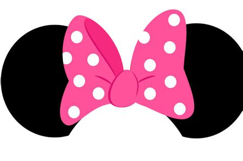 minnie ear clipart   cliparts  images