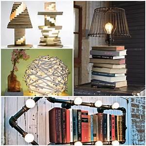 Lampe Dimmbar Machen : diy lampe 40 verlockende und interessante bastelideen ~ Markanthonyermac.com Haus und Dekorationen