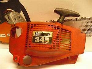 Shindaiwa 345 Chainsaw Complete Starter Assembly