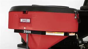 Western U00ae Low Profile Tailgate Spreaders